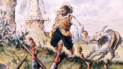 Don Quijote de la Mancha, un héroe