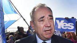 Salmond, el hombre que sueña con ser el padre de la patria