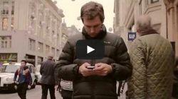 El vídeo que querrás mandar a los que no dejan de mirar el