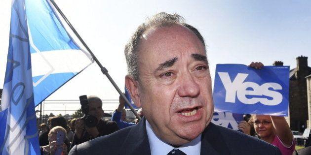 Alex Salmond, el hombre que sueña con ser el padre de la patria