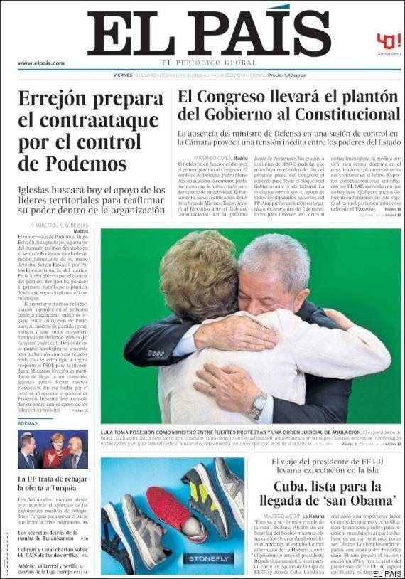 Revista de prensa: Política