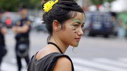 Mira chatín: sí hay gente guapa en las manifestaciones