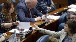 El PP Madrid pierde una votación sobre gestación subrogada por tres diputados