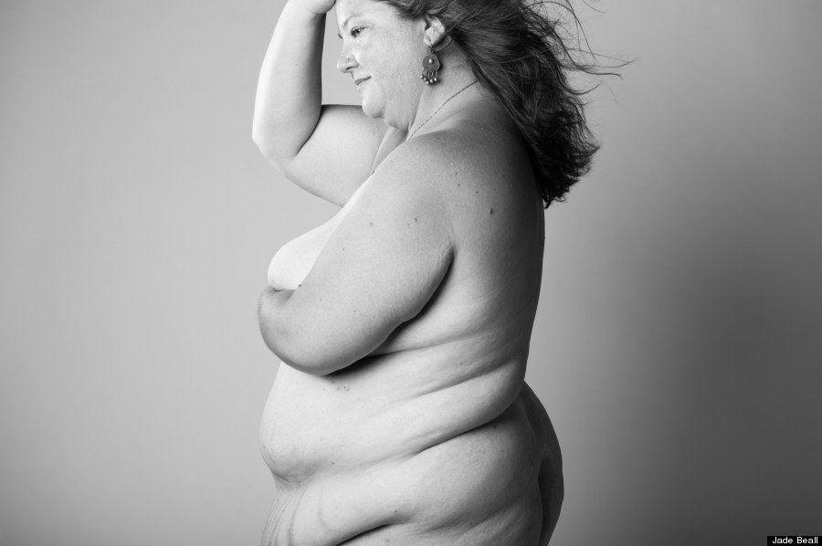 Madres sin Photoshop: la verdadera huella que dejan 9 meses de embarazo