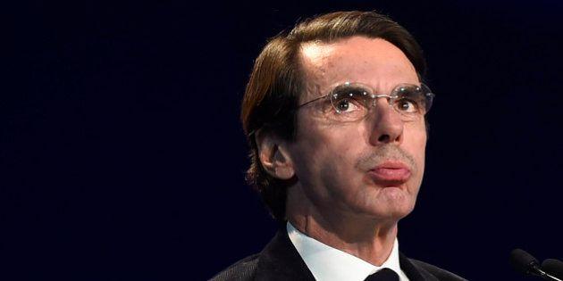 Aznar arremete contra Rajoy: