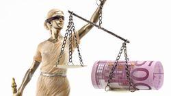 Frenazo a las nuevas tasas judiciales... porque no hay