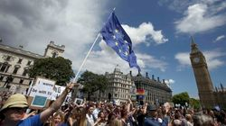 La bandera de la UE se resiste a abandonar