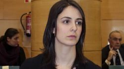 Rita Maestre, condenada a una multa de 4.380 euros por la protesta en la