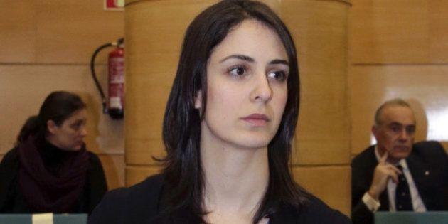 Condenan a una multa de 4.380 euros a Rita Maestre por la protesta en la