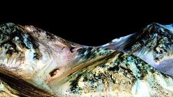 Sí, hay agua líquida: la NASA resucita los