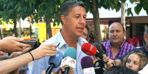 Xavier García Albiol sobre el 'top manta':