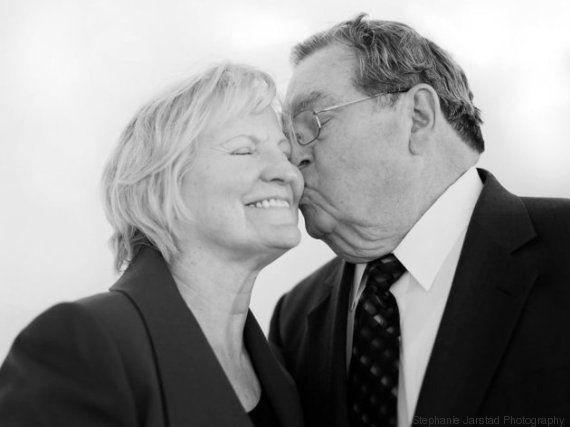 Nueve fotos que demuestran que el amor puede durar toda la