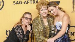 El bonito homenaje de la hija de Carrie Fisher a su madre y a su