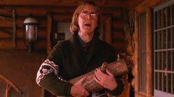 Muere Catherine Coulson, la mujer del leño de la serie 'Twin