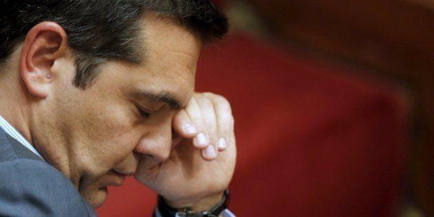Tsipras dimite y convoca elecciones