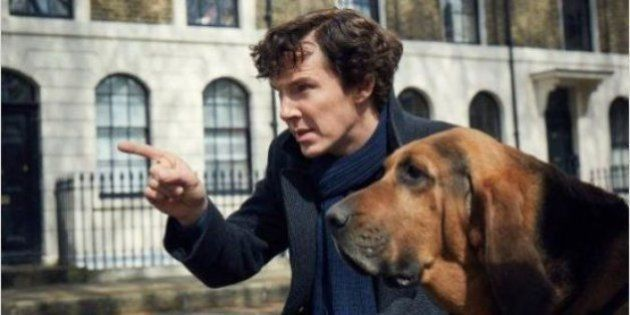 Benedict Cumberbatch es primo lejano de Arthur Conan Doyle, el autor de 'Sherlock