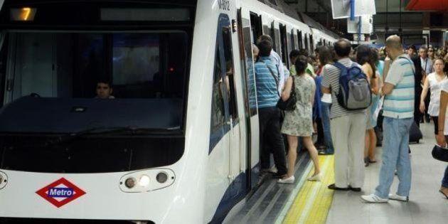 La línea 8 de Metro de Madrid cerrará sus ocho estaciones desde el próximo 26 de
