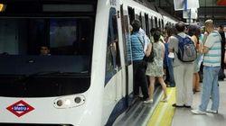 Cierra por obras la línea 8 de Metro de