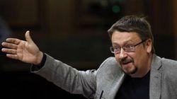 Xavier Domènech, En Comú Podem, duda que la consulta soberanista sea