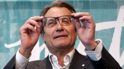 El TSJC imputa a Artur Mas por el