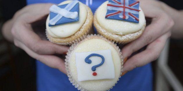 Tres encuestas dan una ligera ventaja al 'no' a la independencia de