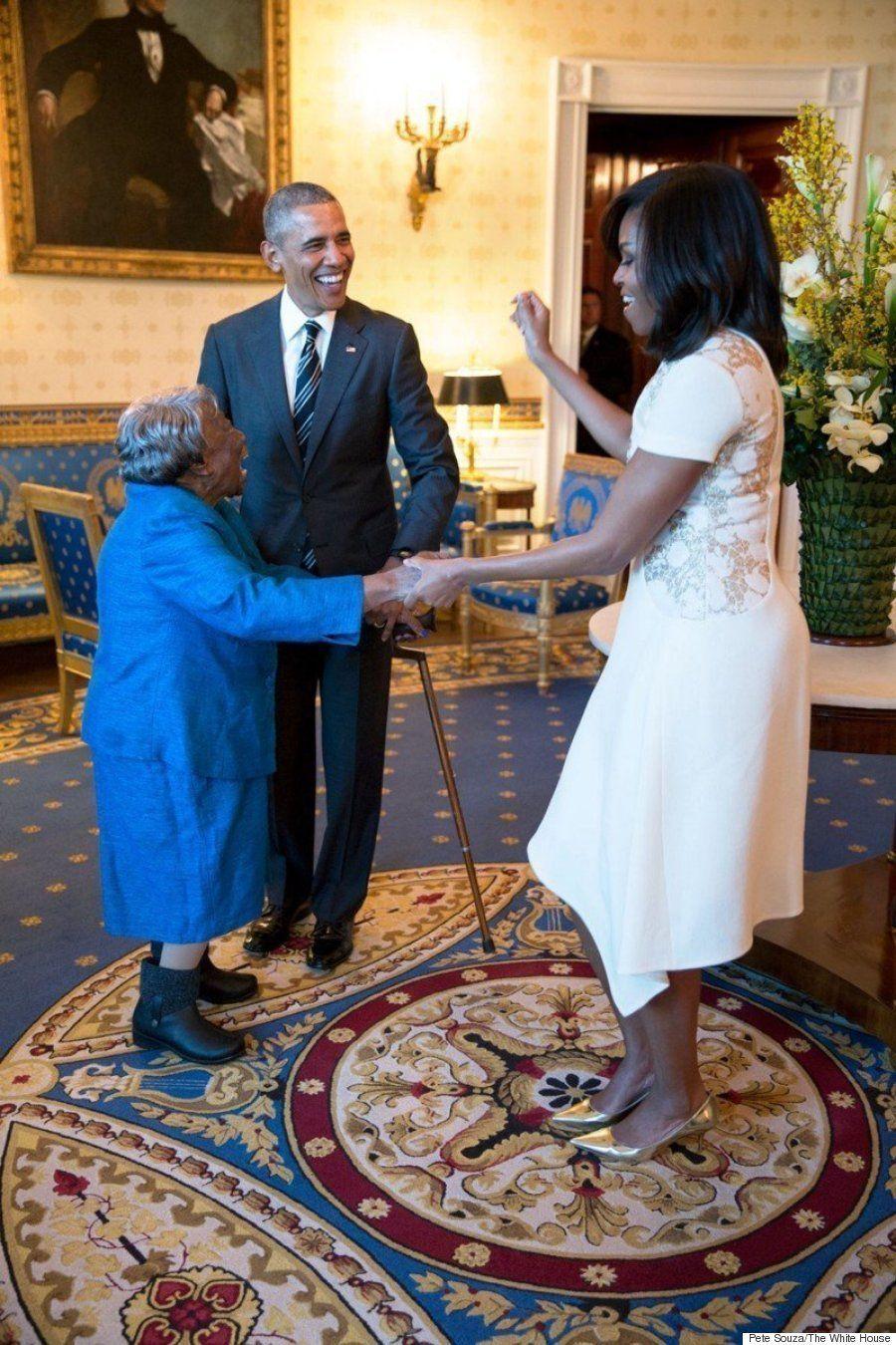 Las mejores fotos de Barack Obama en