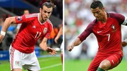 Ronaldo contra Bale, en 10
