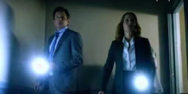 Vuelve 'Expediente X': el tráiler del regreso de Mulder y