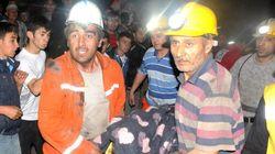Al menos 238 muertos por una explosión en una mina en