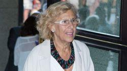 Carmena anuncia un plan para limpiar Madrid con 500 trabajadores