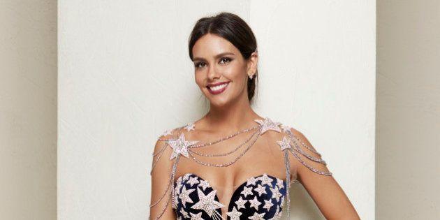 Cristina Pedroche, acusada de plagiar el vestido de las