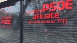La gestora del PSOE denuncia a la plataforma Recupera PSOE por