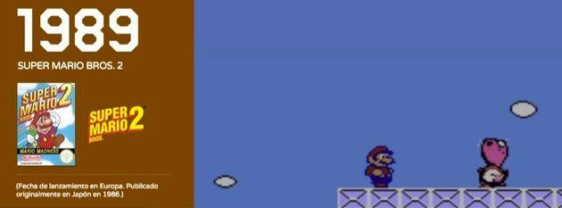 El diseño de Mario Bros: del 8-bit al 3D en 30