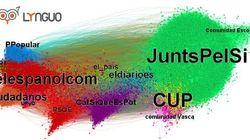 Elecciones catalanas 2015: la campaña de la polarización divide