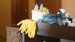 Cinco comportamientos que debes evitar en un hotel, según una