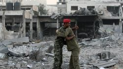 Gaza trata de volver a la normalidad 162 muertos después (FOTOS,