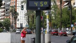 Una veintena de provincias en alerta por altas temperaturas y