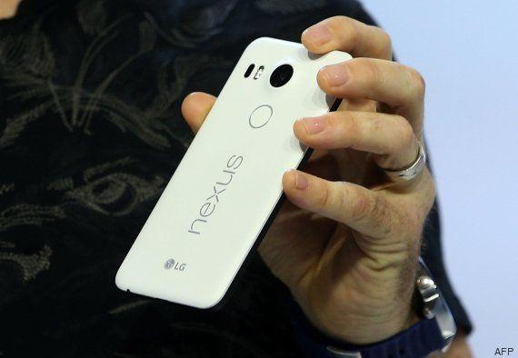 Google presenta Nexus 6 P y Nexus 5 P, sus nuevos