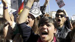 Huelga estudiantil para los días 5, 6 y 7 de