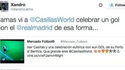 El zasca con final feliz de Casillas a un exconcursante de 'La