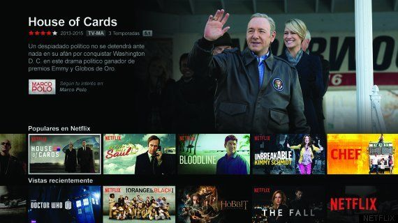 Netflix comenzará a dar servicio en España el 20 de octubre: estos son sus