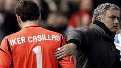 Casillas le envía una pulla a Mourinho vía