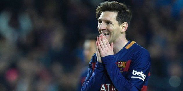 Messi y su padre, condenados a 21 meses de cárcel por fraude
