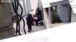 Cinco policías alteran la escena del crimen tras matar a un