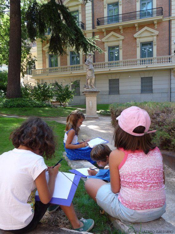 Las claves para que un niño disfrute de una visita al museo (y en