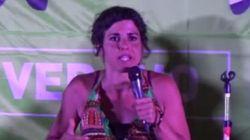 Teresa Rodríguez rectifica sus palabras sobre el