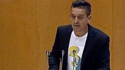 ¿Por qué lleva este senador una camiseta del señor