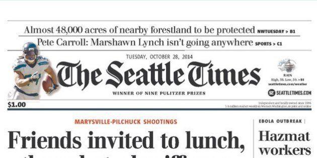 El FBI utilizó noticias falsas de 'The Seattle Times' para arrestar a un sospechoso en