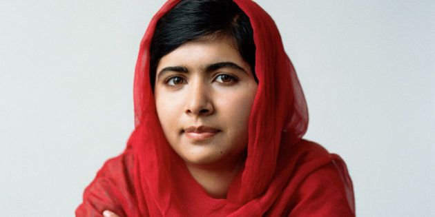 Malala se gradúa en secundaria con notas