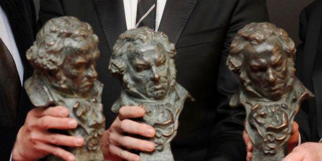 ¿Verdadero? ¿Legal? El misterio del premio Goya de 1991 a la venta en una tienda de segunda